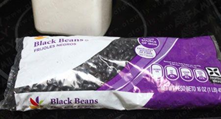 Nguyên liệu nấu chè đỗ đen