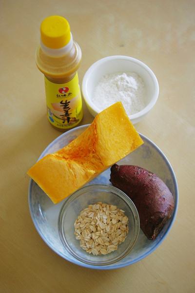 Cách nấu chè bí đỏ khoai lang cb