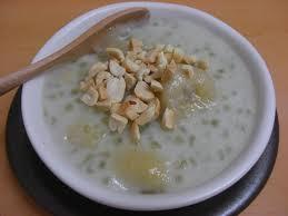 cách nấu chè chuối nước cốt dừa 9