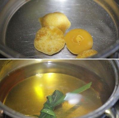 cách nấu chè mít 6