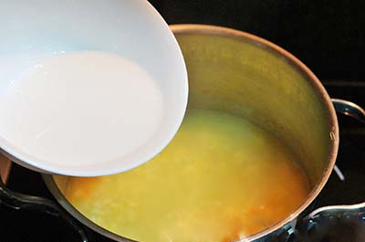 cách nấu chè ngô đậu xanh
