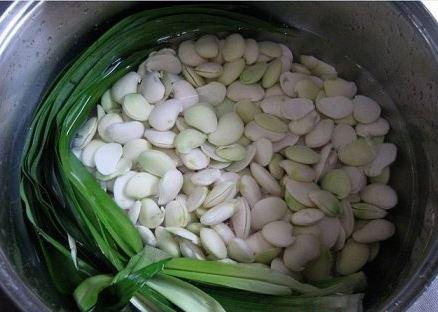 cách nấu chè hạt sen đậu ngự