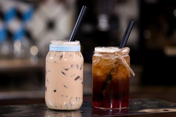 cách làm hồng trà sữa ngon đơn giản