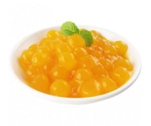 cách làm trân châu cam trong
