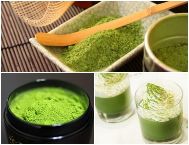 Cách nấu trà xanh