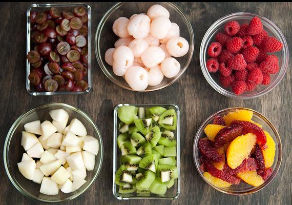 Nguyên liệu lafmthajch trái cây hấp dẫn