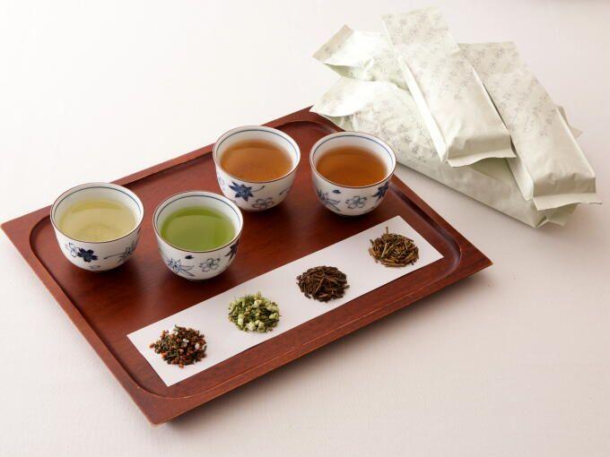 trà houjicha