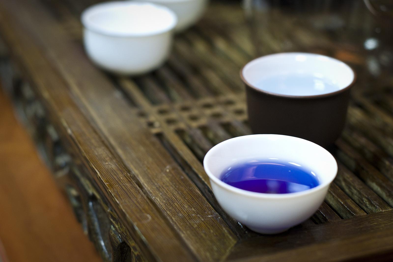 trà xanh đại dương