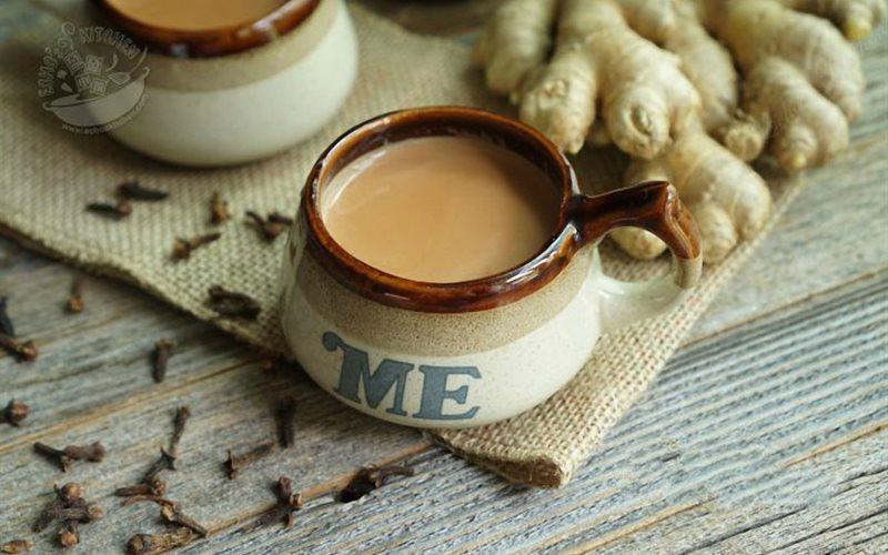 trà gừng 11