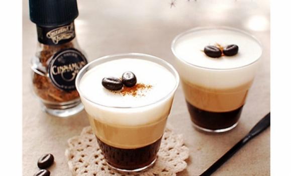 cách pha trà sữa cà phê 2