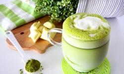 Cách làm trà sữa Thái vị trà xanh thơm ngon uống là ghiền