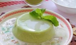 Cách làm chè bơ nước cốt dừa bằng bột rau câu ngon khó cưỡng