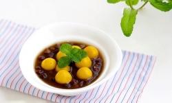 Cách nấu chè đậu đỏ bí ngô hấp dẫn tại nhà