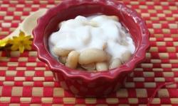4 Bước nấu chè đậu trắng nước cốt dừa ngon nhất tại nhà
