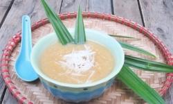 Cách nấu chè đậu xanh đường thốt nốt thanh mát ngày hè