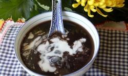 Cách nấu chè đỗ đen nước cốt dừa ngon nhất