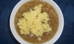 Cách nấu chè gừng gạo nếp bổ rẻ