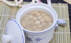 Cách nấu chè đậu ngự hạt sen thơm ngon bổ dưỡng tại nhà