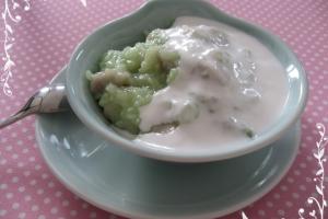 Cách nấu chè khoai sáp đậu xanh đơn giản mà độc đáo tại nhà