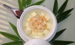 Cách nấu chè khúc bạch ngon đơn giản nhất tại nhà