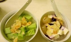 Hướng dẫn cách nấu chè khúc bạch thập cẩm thơm ngon
