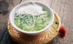 Cách nấu chè cốm nước cốt dừa ngon ngon tuyệt
