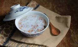 Cách nấu chè đậu trắng nước cốt dừa với nếp thơm ngon đúng ý chỉ 30 phút