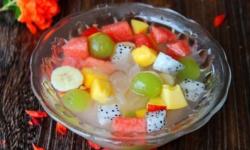 Share cách làm chè hoa quả thập cẩm ngon, ăn là nghiền