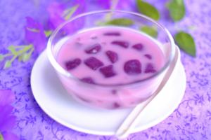 Cách nấu chè khoai lang sữa đậm đà vị xưa cho ngày đông ấm áp