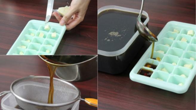 Đổ rau câu cà phê phô mai