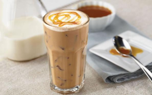 Cách làm trà sữa caramel